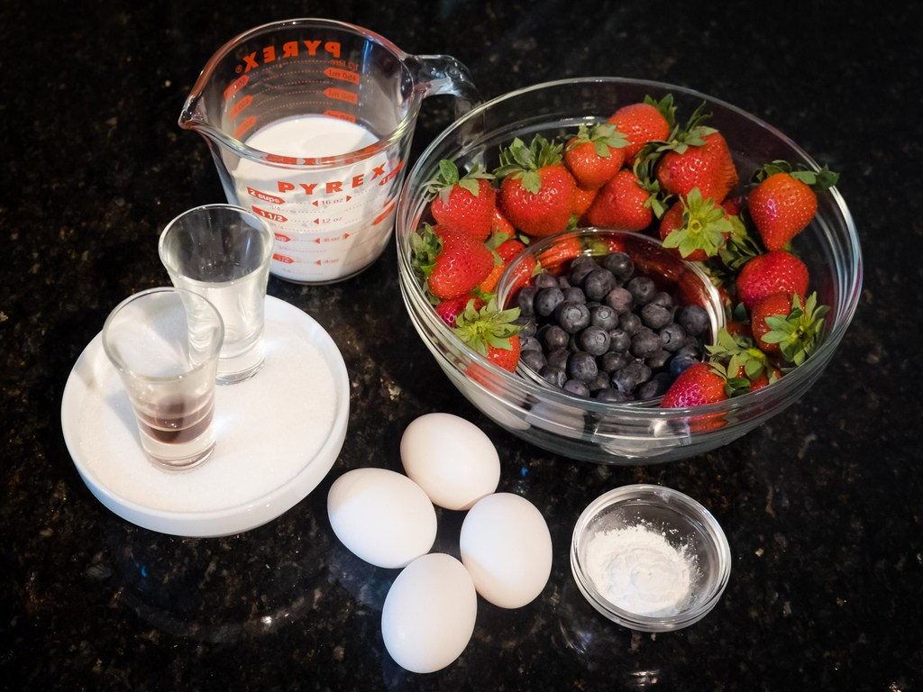 pavlova ingredients