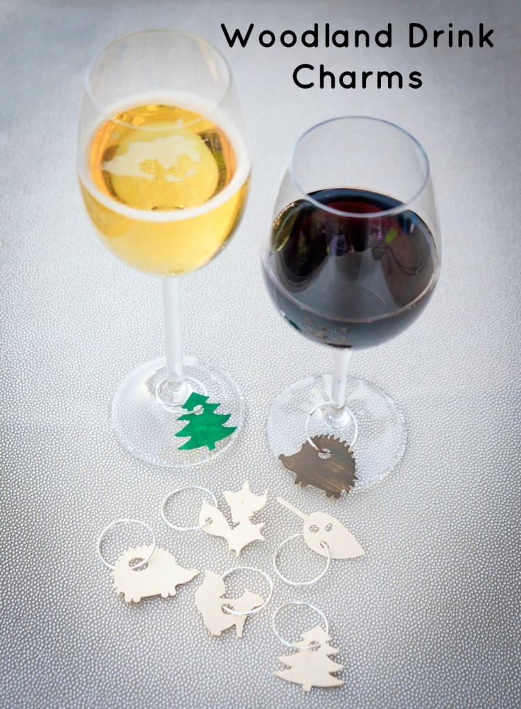 Woodland Drink Charms