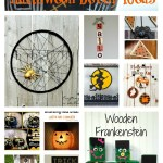 Last Minute Halloween Decor Roundup