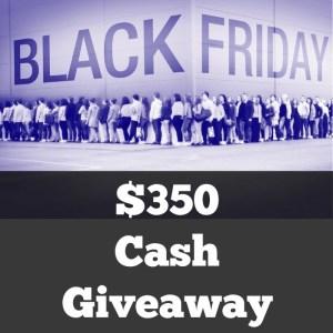 Black Friday Giveaway