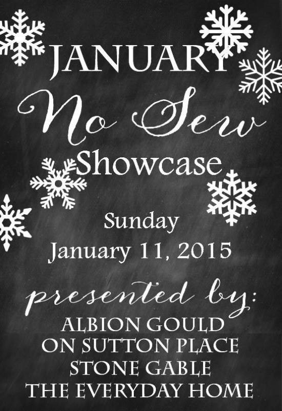 No-Sew January Showcase