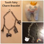 Tooth Fairy Charm Bracelets