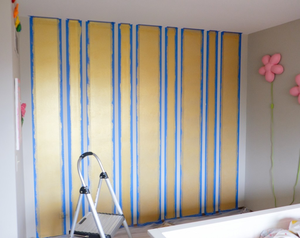 painted stripes