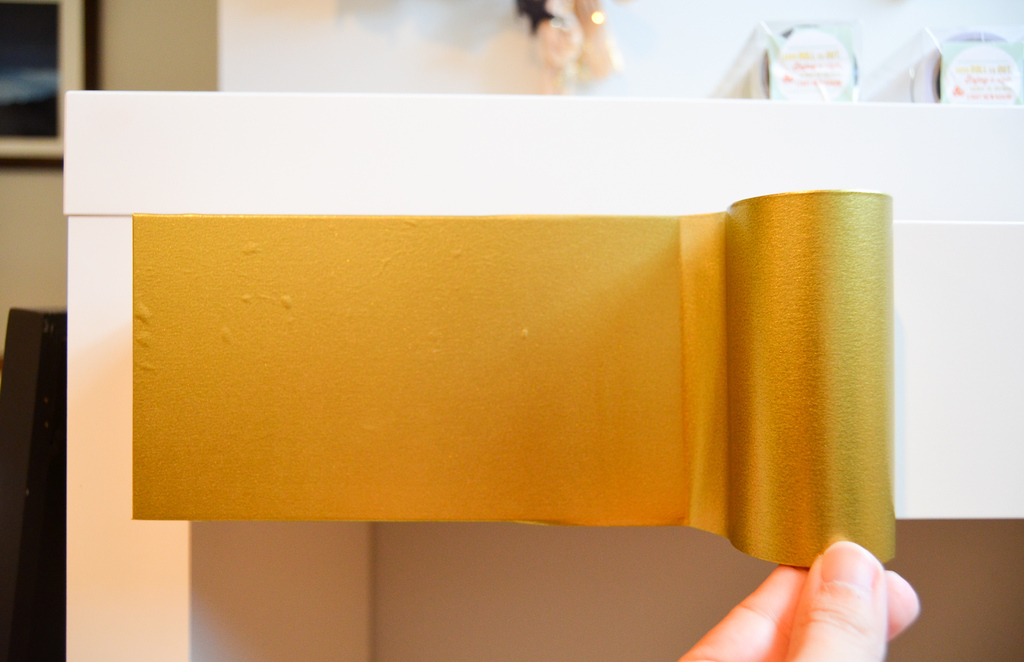 Gold DIY Decor Tape