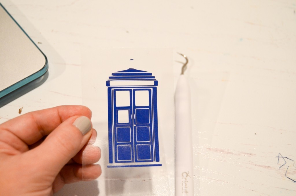 weed the TARDIS