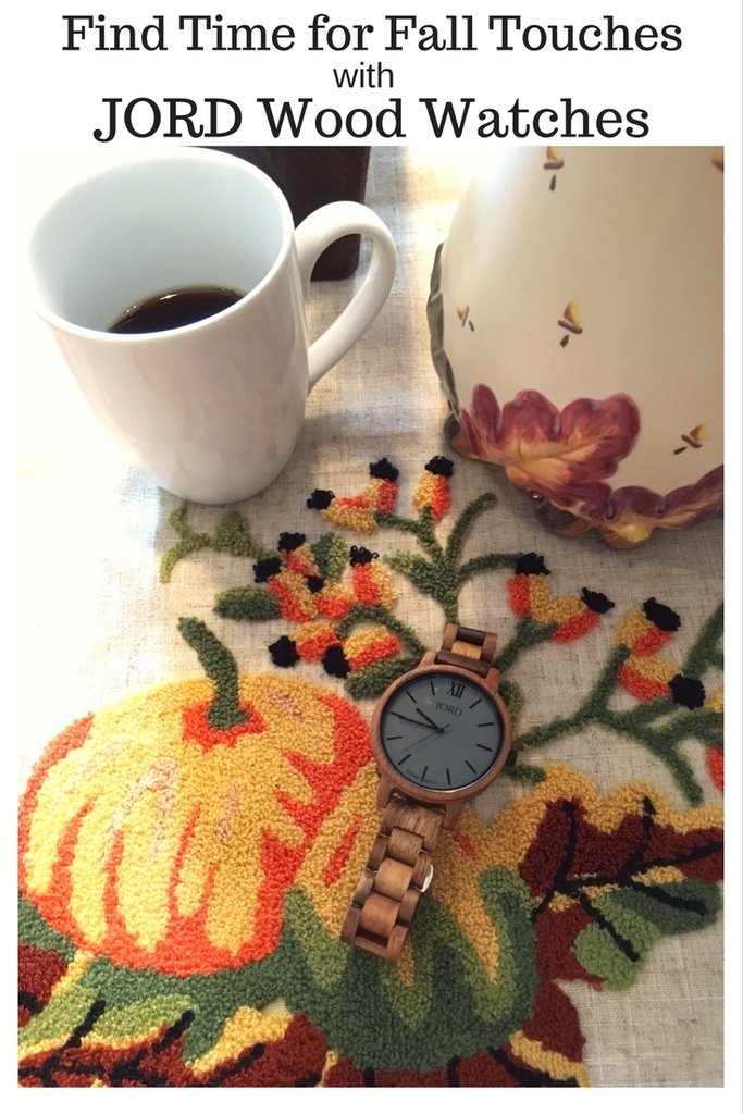 Find Time for Fall Touches