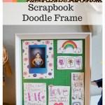 Scrapbook Doodle Frame