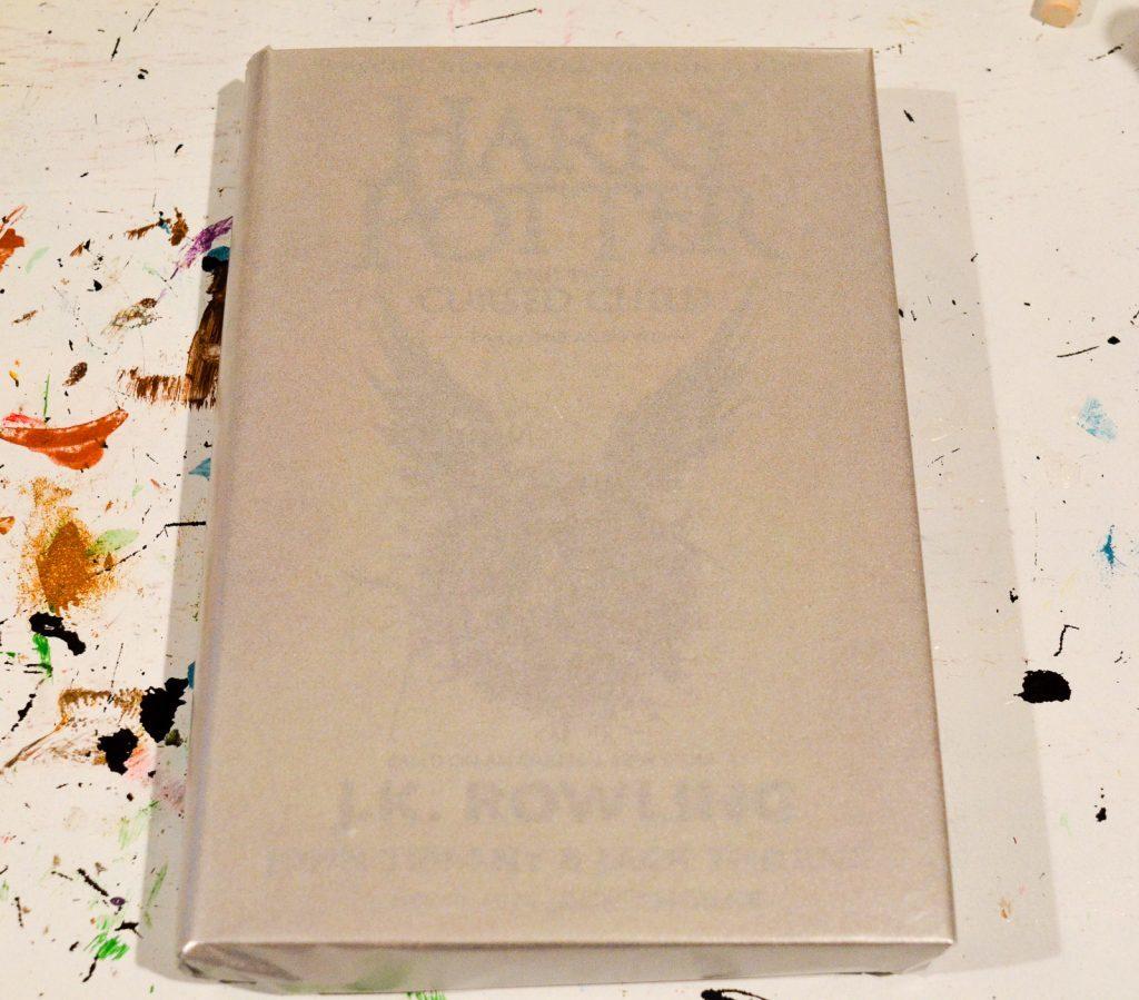 wrap the book