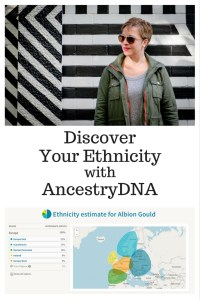 Discover Your Ethnicity with AncestryDNA