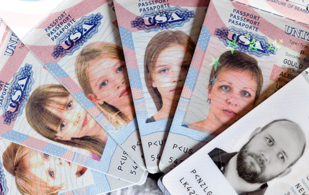 How to Take Your Own Passport Photos