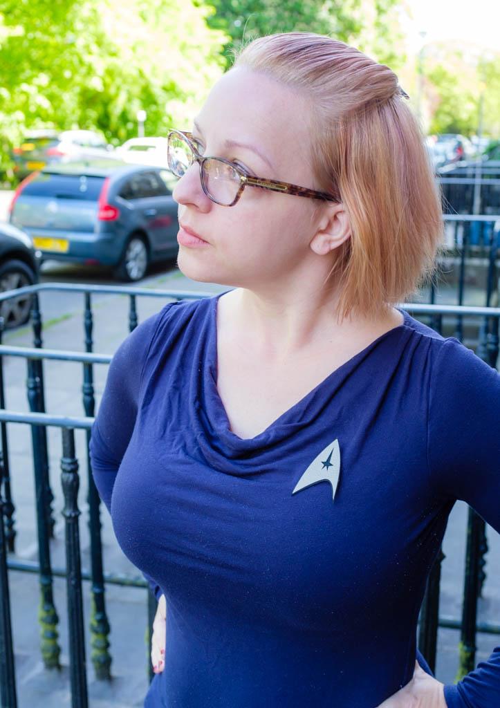 Star Trek Comm Badge
