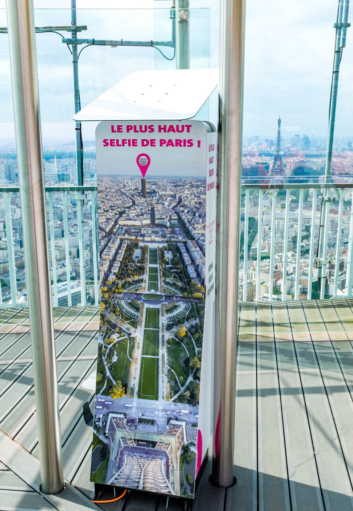 Secret Best View in Paris
