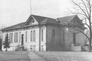 West Ward School, Albion Michigan