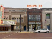 Bohm II is located just between the Bohm Theatre and FirstMerit Bank in downtown Albion.