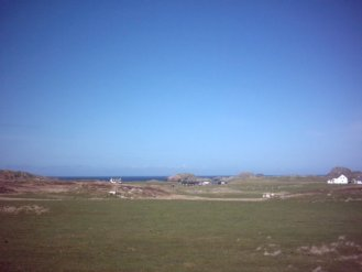 A view on the Pilgrimage around Iona