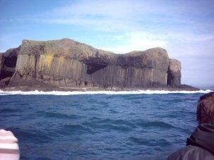The Isle of Staffa