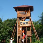 turnul de observatie