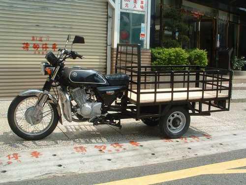 山葉愛將150改裝載貨三輪車 - 慶昇機車焊接的部落格 - udn部落格