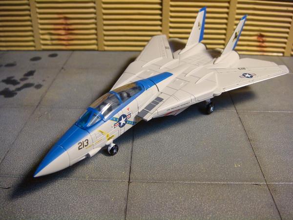 童友社 F-14 雄貓飛行隊 - 八十八號基地 - udn部落格