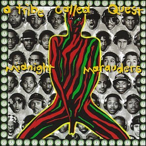 Visual Album Review: A Tribe Called Quest – Midnight Marauders