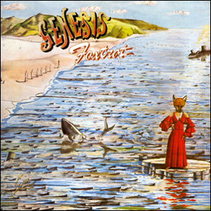 Visual Album Review: Genesis – Foxtrot