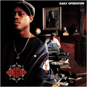 Visual Album Review: Gang Starr – Daily Operation
