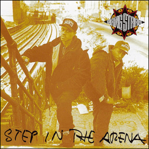 Visual Album Review: Gang Starr – Step in the Arena