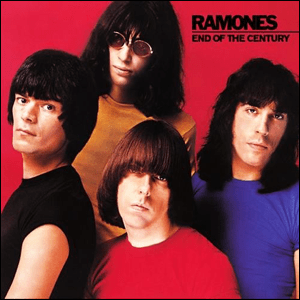 Visual Album Review: Ramones – End of the Century