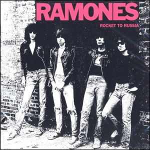 Visual Album Review: Ramones – Rocket to Russia