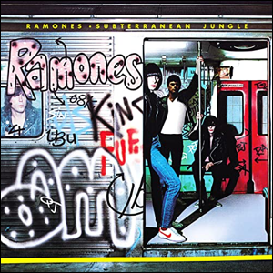 Visual Album Review: Ramones – Subterranean Jungle