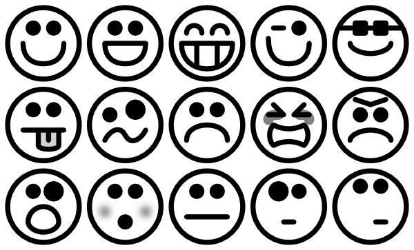 Coloriages Smiley Autres Album De Coloriages