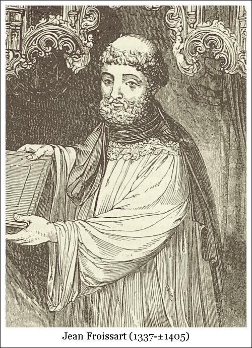 Jean Froissart (1337-±1405)