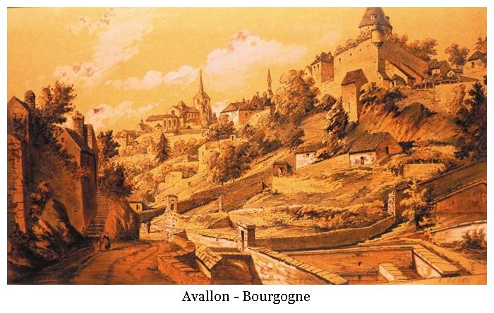 Avallon – Bourgogne