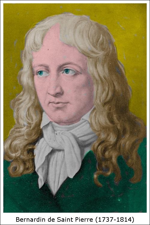 Bernardin de Saint Pierre (1737-1814)