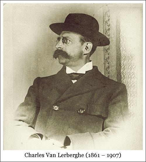 Charles Van Lerberghe (1861 – 1907)