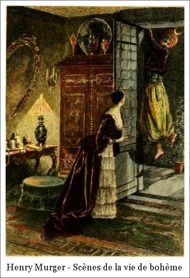 Henry Murger – Scènes de la vie de bohème