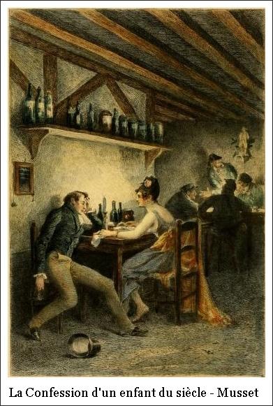 La Confession d'un enfant du siècle – Alfred de Musset