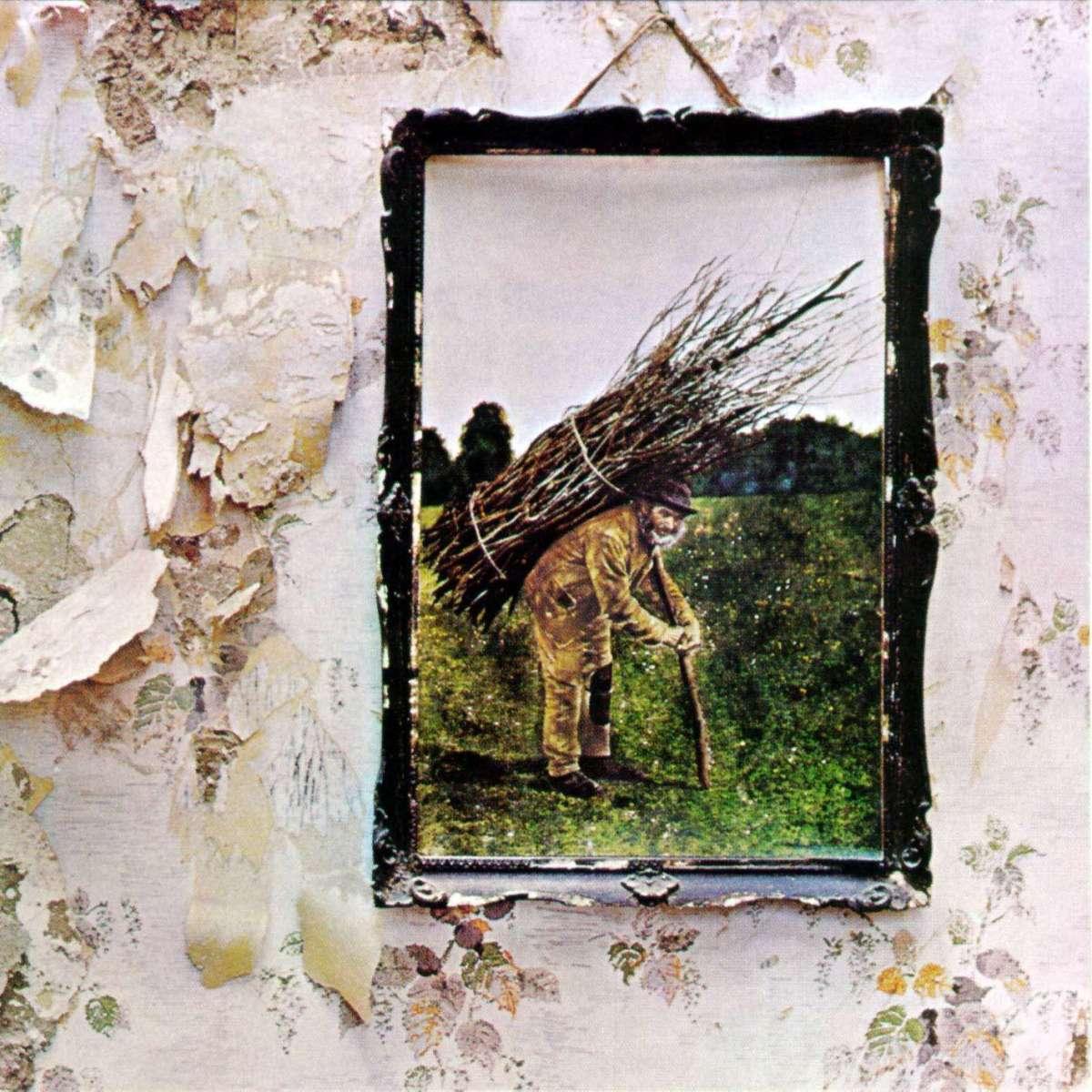 Led Zeppelin IV Zoso