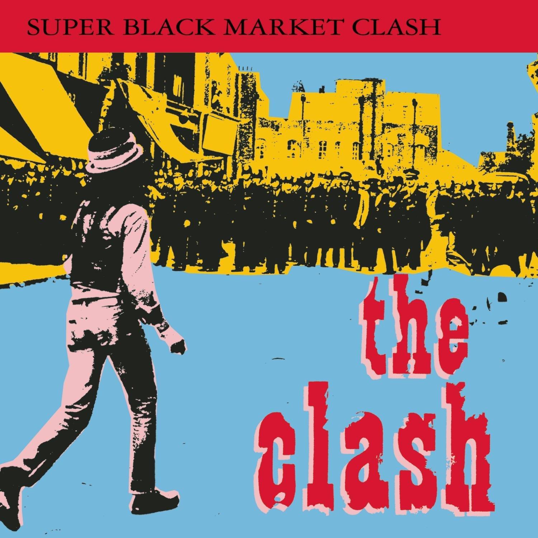 The Clash Super Black Market Clash
