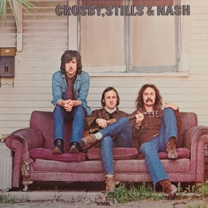 Crosby, Stills & Nash 1969 Debut