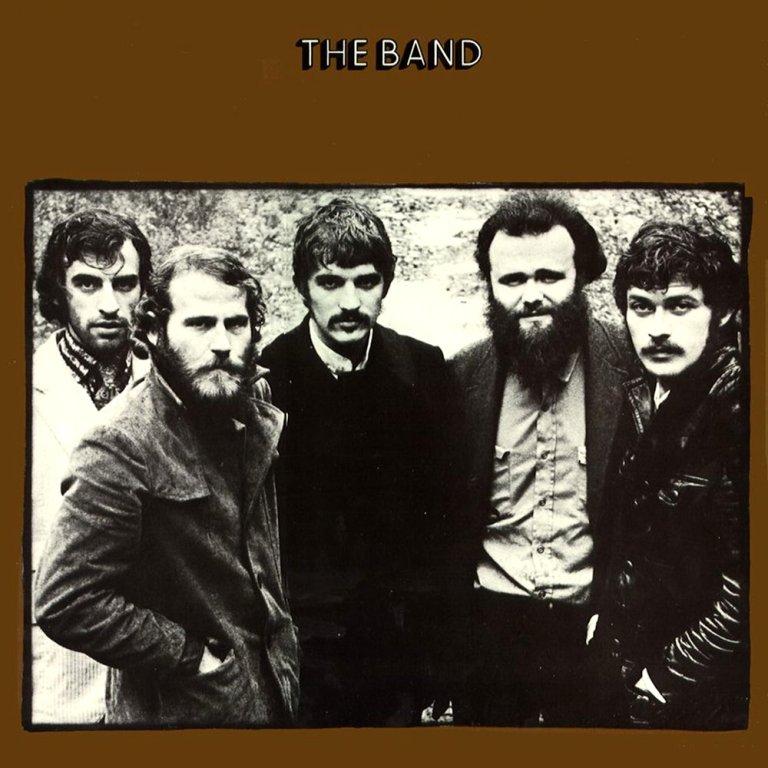The Band 1969 Album