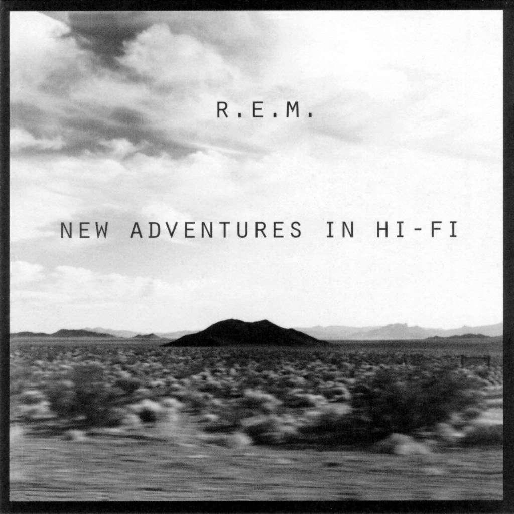R.E.M. New Adventures in Hi Fi