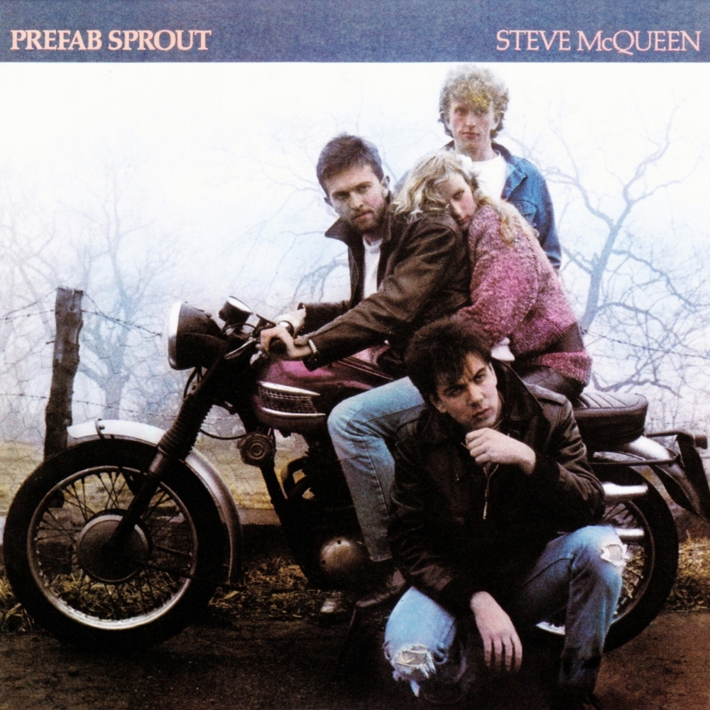 Prefab Sprout Steve McQueen Two Wheels Good