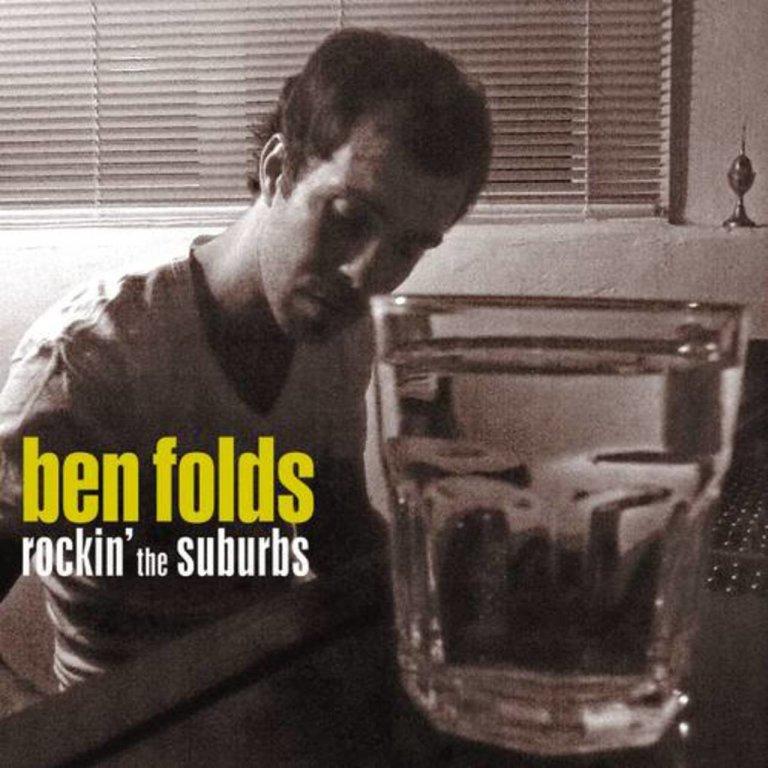 Ben Folds Rocking the Suburbs