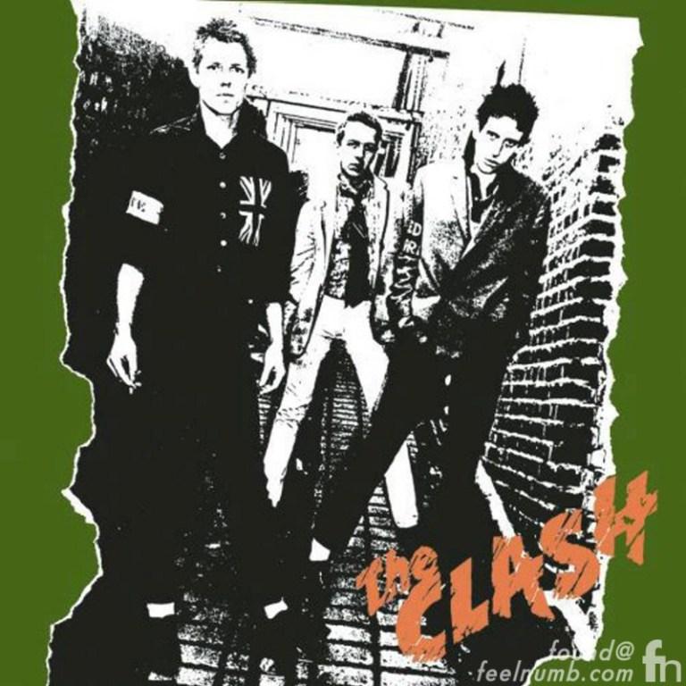 The Clash 1977 Debut Album
