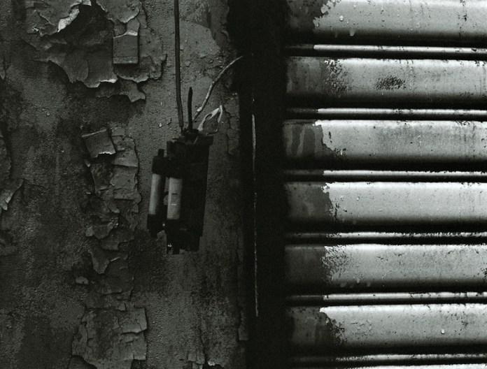 Kodak TRI-X 12800 - shot at EI 12800