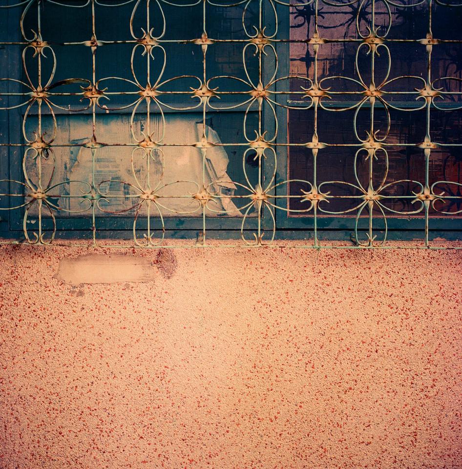 UNTITLED - Kodak Ektachrome 160T (5037) shot at EI 100. Color reversal (slide) film in 120 format shot as 6x6. Expired 1996.