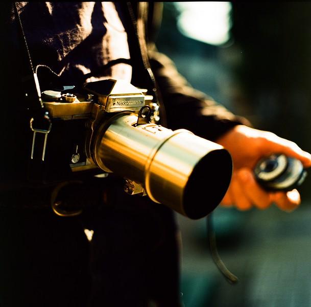 Shot on Kodak EKTACHROME 64 (6017)