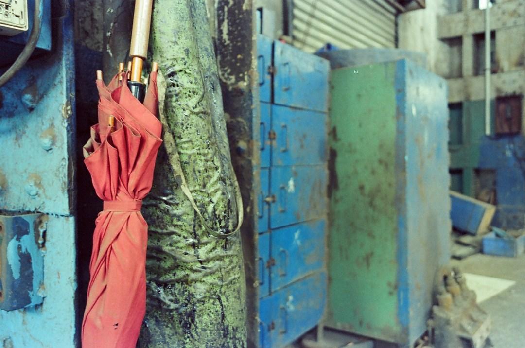Umbrella - Kodak 500T (5219) shot at ISO500