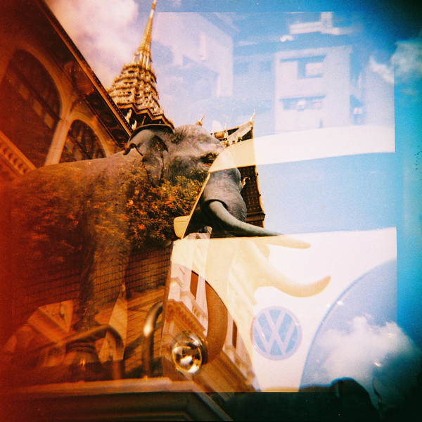 Lomography XPRO 200 slide film - Shot at ISO200